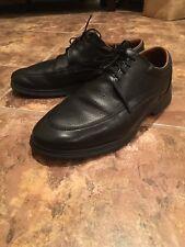 Mens Allen Edmonds 11 E Wide Black Passenger Shoes