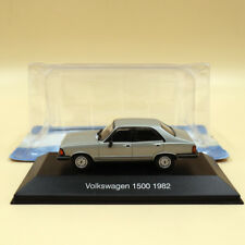 Altaya Volkswagen 1500 1982 Argentina Diecast Models Limited Edition 1:43 scale