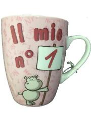 Tazza il mio N° 1 in ceramica Accessori tavola Nici 30103 *05831