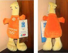 Mascotte Athena ATHENS 2004 Olimpiadi Olympic games Mascot Atene Phevos 23 cm