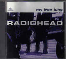 Radiohead-My Iron Lung cd Album