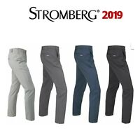 Stromberg Hampton Technical Stretch Tapered Fit Pants Golf Trousers