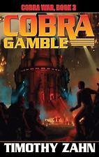 Cobra Gamble by Timothy Zahn (2012, Hardcover)