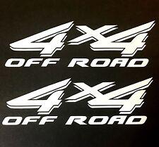 NEW 4X4 OFF ROAD DECAL STICKER TRUCK FORD F-150 CHEVY SILVERADO DODGE RAM TOYOTA