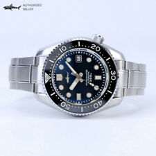 Sharkey SBDX001 Dive Watch 30 ATM SWISS ETA 2824-2 Automatic Ceramic Inlay black