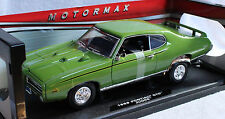Pontiac GTO Judge 1969 grün 1:18 Motormax Modellauto