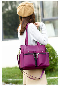 New Fashion Messenger Bag Women Shoulder Bag Nylon Handbag Large Capacity Tote