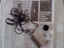 ELECTRO VOICE EV C090 LO-Z /XLR Condenser MICROPHONE WORKING CONDITION!!!