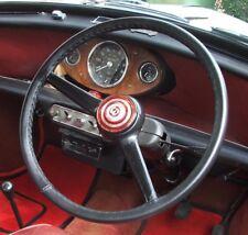 VOLANTE IN PELLE COVER Glove Classic Mini Austin Morris BMC Riley Wolseley