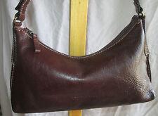 AUTHENTIQUE sac à main   COCCINELLE  cuir (T)BEG vintage bag