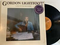 Gordon Lightfoot – Cold On The Shoulder LP 1975 Reprise Shrink w Hype Stickers!