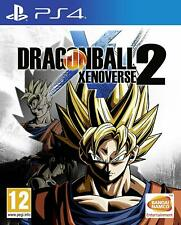 Dragonball Xenoverse 2 For PS4 (New & Sealed)