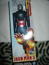 Iron man  3,   Iron patriot  10 Inch   iron man figure