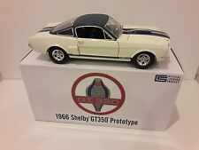 Shelby GT350 Prototype 1966, Acme/GMP A1801818 1/18th scale