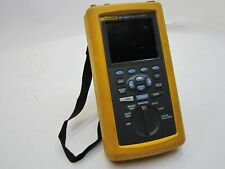 Fluke Networks Dsp 4000 Cable Tester Cat5e Cat6 Dsp4000 Unit Only T9 D11