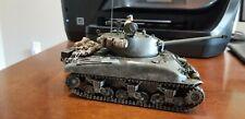 Professionally Built 1/35 Tamiya Israeli M-1 Super Sherman