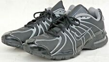 Nike Air Max Torch SL Athletic Running Shoes Mens 11.5 Black Silver 316125-010