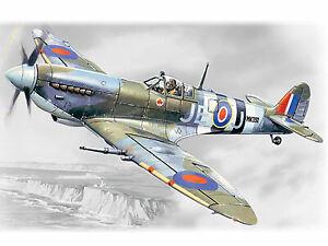 ICM48061 - ICM 1:48 - Spitfire Mk.IX, WWII British Fighter