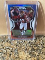 2020 Panini Prizm Nfl Football Chase Young Red White Blue Prizm Rookie