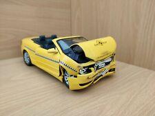 1/18 Audi A4 Crash-test Model