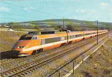 CPA TRAIN T.G.V. de la S.N.C.F. record du monde 380 km/h 2