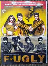 FUGLY HINDI BOLLYWOOD MOVIE DVD QUALITY PICTURE & SOUNDS,WITH ENGLISH SUBTITLES