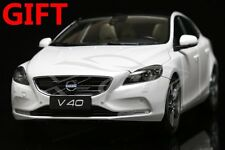 Car Model Volvo V40 1:18 (White) + SMALL GIFT!!!!!!!!!!!