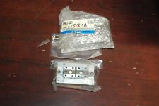 Scm Mhf2-12D1, 12mm Bore, Pneumatic Parallel Gripper, New in Bag