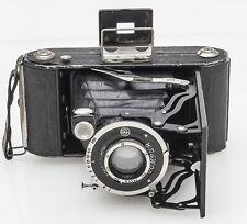 Wirgin Rollfilmkamera Compur mit Rodenstock Trinar-Anastigmat 10,5cm f/4.5 Optik