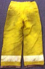 New listing 36x28 Firefighter Pants Bunker Turnout Fire Gear - Globe Fire Wear P594