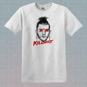 Killshot Kelly T Shirt Emine Gun MGK Tee Kamikaze Rap Machine Music Kill Shot