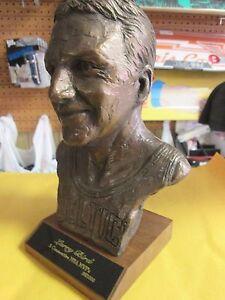 LARRY BIRD bronze bronzite bust  35 / 1000 RARE