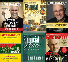 Dave Ramsey Set - Legacy Journey + Money Makeover + Workbook ++ 8 [e.Pub - P.DF]