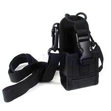 MSC-20D Nylon Bag Pouch Holster Case For Baofeng Motorola Kenwood Radio TW