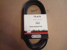 """1/2 X 81"""" replacement Belt replaces Murray 37 X 69  037 X69MA  CASE C16499 A79"""