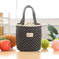 Thermal Insulated Lunch Box Cooler Bag Tote Bento Pouch Lunch Container  1