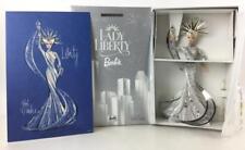 Bob Mackie Barbie Doll Lady Liberty Lot 1358