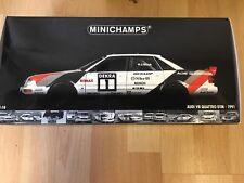 1/18 Minichamps Audi V8 DTM