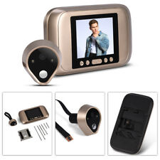 "3.2"" Digital Door LED 1MP HD Peephole Viewer LCD Security Camera Monitor Video"