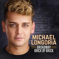 Michael Longoria - Broadway Brick By Brick [New CD] Bonus Track