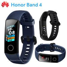"Original Huawei Honor Band 4 Smart Wristband Amoled Color 0.95"" Touchscreen BLUE"