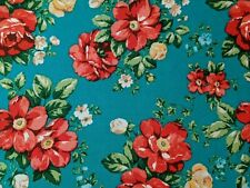 New The Pioneer Woman 100% Cotton Fat Quarter Vintage Floral Fabric