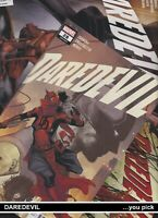 DAREDEVIL NM you pick MARVEL comics The man without Fear