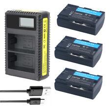 2750 mAh LP E6 Camera Battery For Canon 5D 5D2 5D3 7D 7D2 7D3 36D 60D EOS 6D 80D