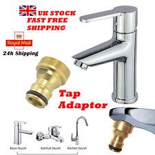 Universal Kitchen Tap Connector Mixer Garden Hose Pipe Adaptor Joiner UK Seller
