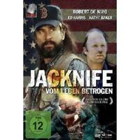 JACKNIFE-VOM LEBEN BETROGEN DVD ROBERT DE NIRO NEU