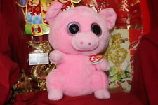 """Ty Beanie Boos Posey The Pig.Jumbo.17"""".Claire 'S Exclusive.2018.Mwnmt.Nice Gift"""