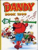 The Dandy Book Annual 1999 Very good condition 1990's Desperate Dan Pie Comic 12
