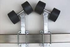 Sliprollen mit Pendel für Bootstrailer, Sliphilfe,1Paar