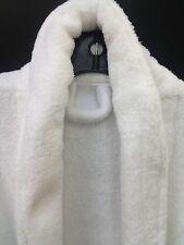 PLUSH MEN'S Spa Bath Robe SOFT 2 Large pockets & waist tie! REDUCED